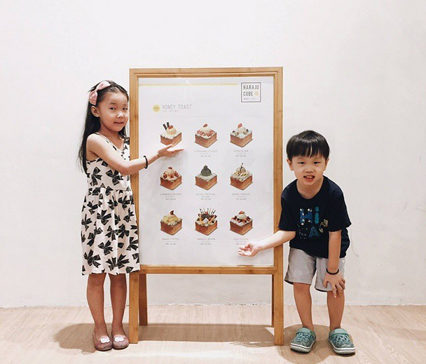 【KL第一家的蜜糖吐司专卖店】把Toast發揮的淋漓盡致 harujucube instagram9