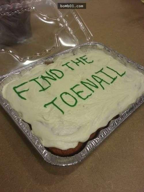 19个梦魇般的客制化蛋糕,每一个都让人触目惊心…看到第8个16