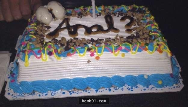 19个梦魇般的客制化蛋糕,每一个都让人触目惊心…看到第8个2