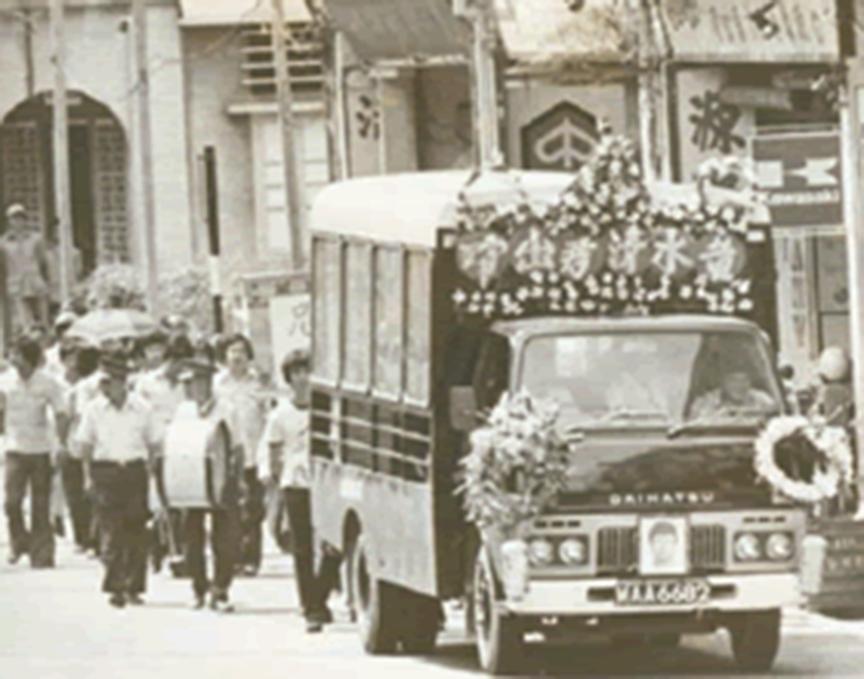 91928-他就是马来西亚七十年代的头号通缉犯!大盗莫达清!他一死,几千人为他哭泣!10