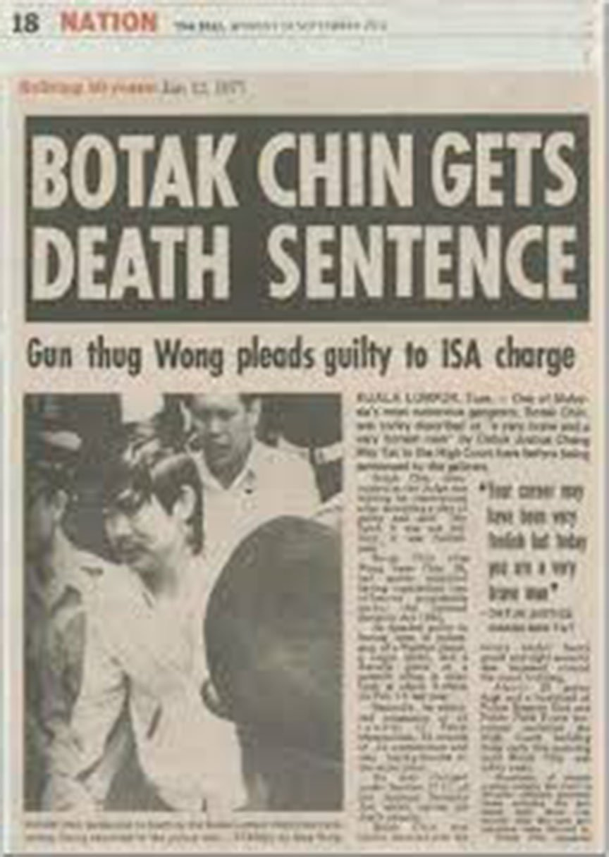 91928-他就是马来西亚七十年代的头号通缉犯!大盗莫达清!他一死,几千人为他哭泣!4