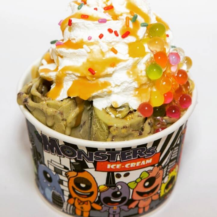 Monsters Fried Ice Cream17