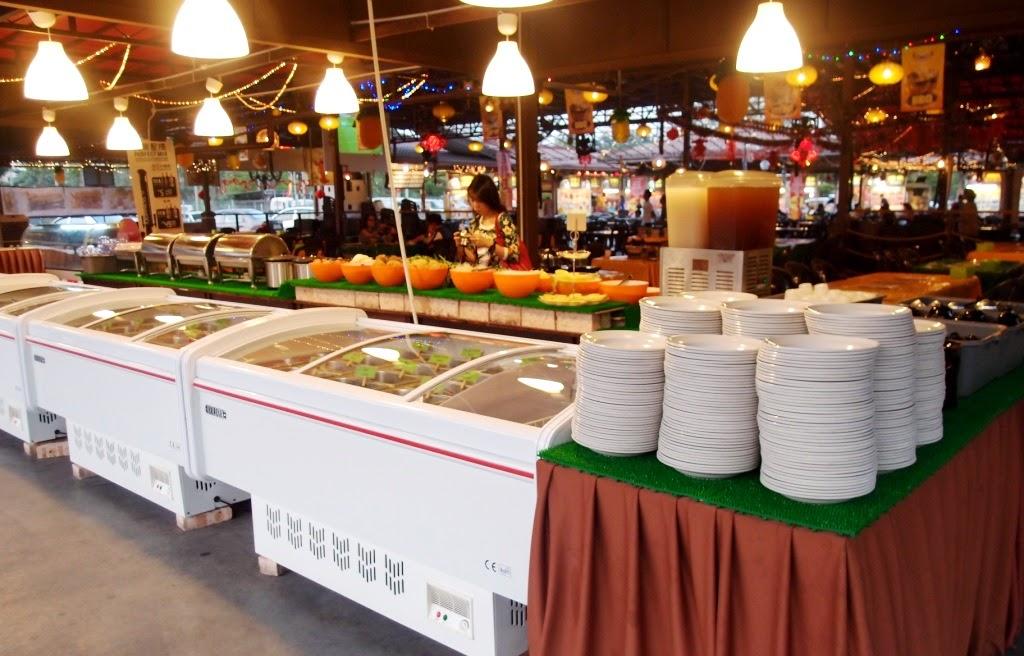 【最新2015超值泰式火鍋炭烤鐵板燒 】只需RM38就能无限时吃到饱!!!13