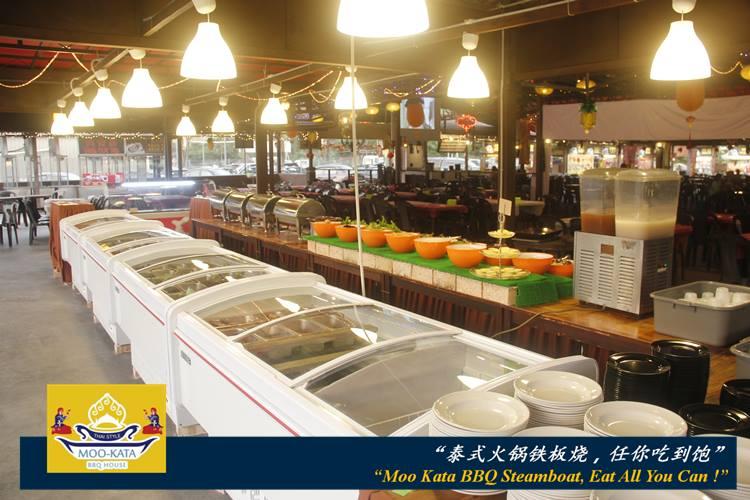 【最新2015超值泰式火鍋炭烤鐵板燒 】只需RM38就能无限时吃到饱!!!2
