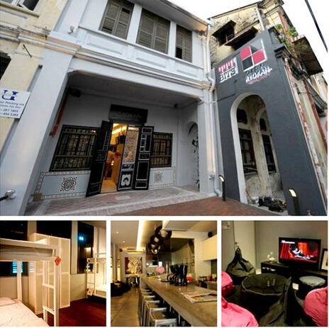到槟城10 个 RM70 以下必住の纯朴住宿1
