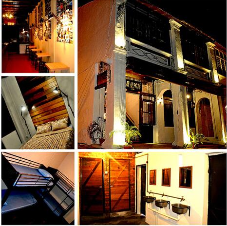 到槟城10 个 RM70 以下必住の纯朴住宿6