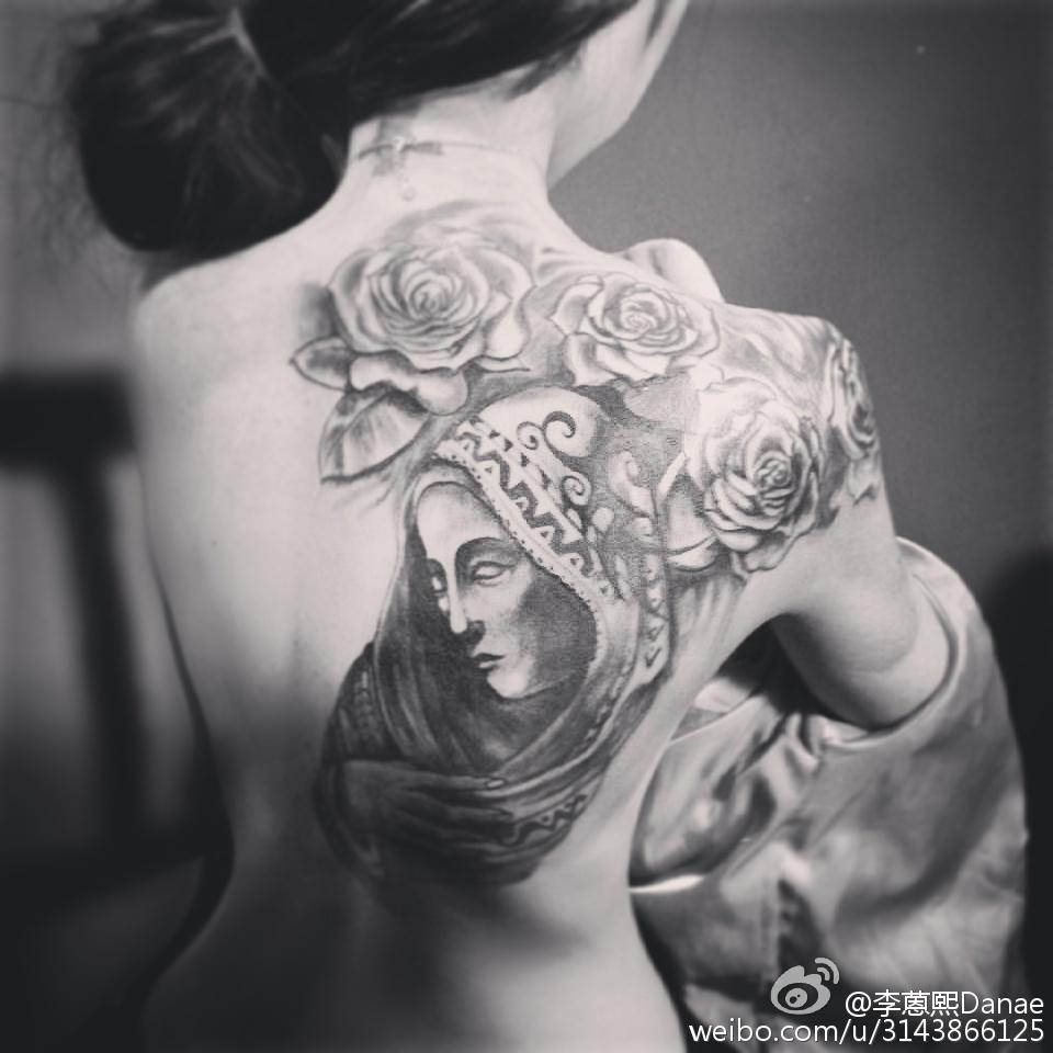 李蒽熙Danae9