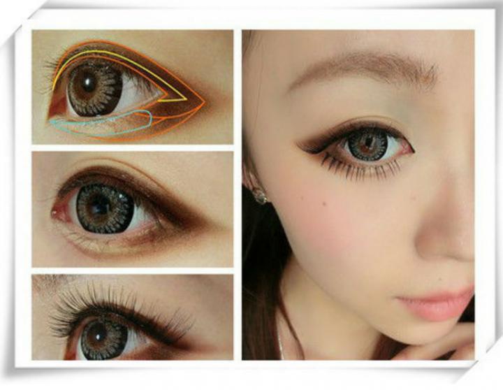 迷人眼妆7