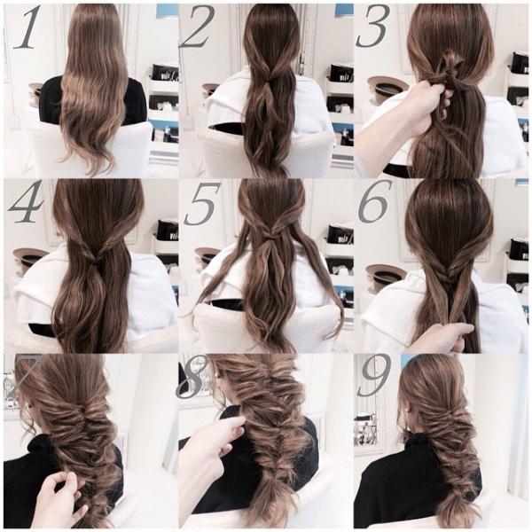 8種麻花辮髮4