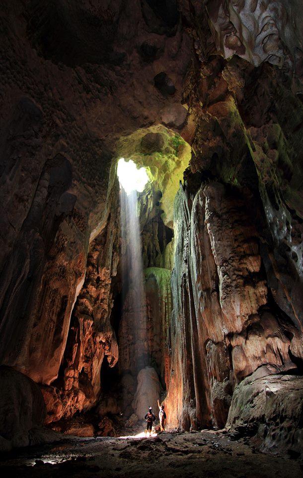 拱桥洞 Gua Khantan1