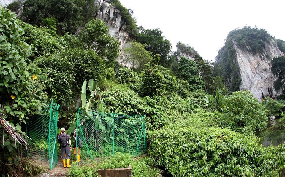 拱桥洞 Gua Khantan3