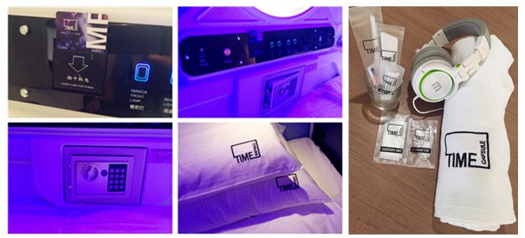 3. Time Capsule Hotel 时光太空舱酒店2