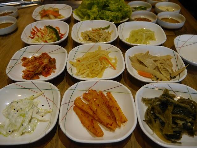 San Nae Deul BBQ empire damansara food 009