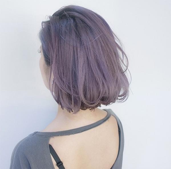 2015下半年最时尚的发色和发型10