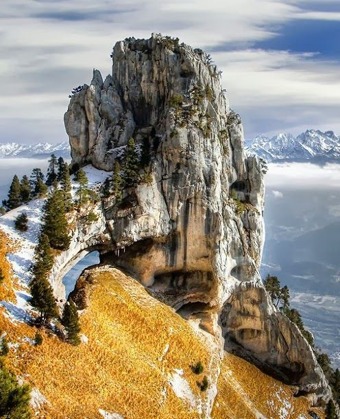Chartreuse Mountains, France3