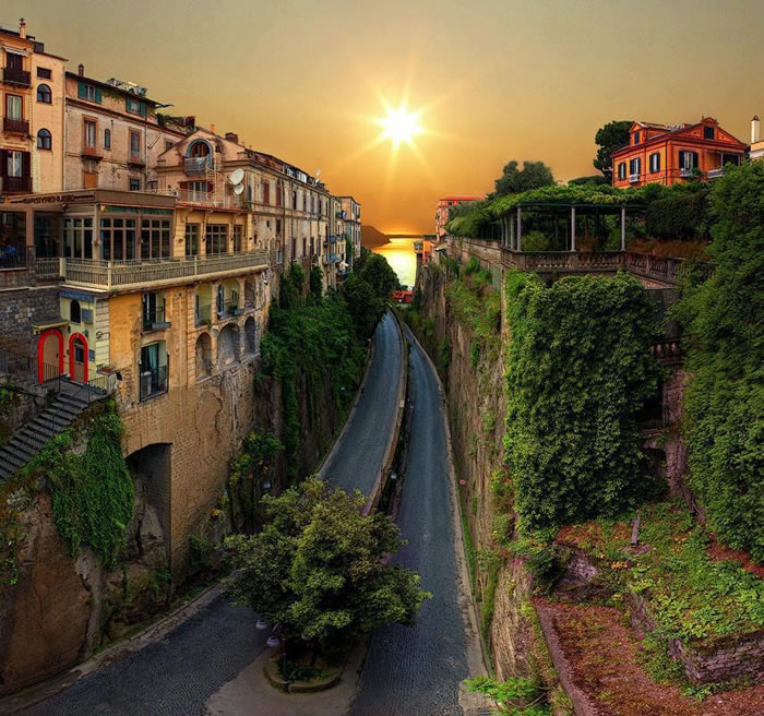 Sorrento, southern Italy2