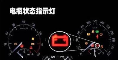 车内10种灯其中一种灯亮8