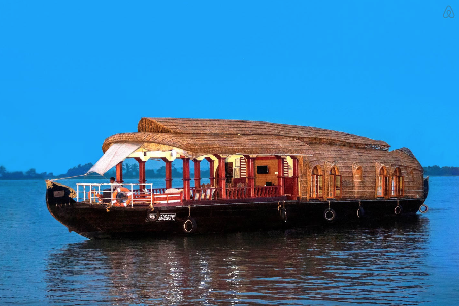 Houseboat (Kerala, India)1