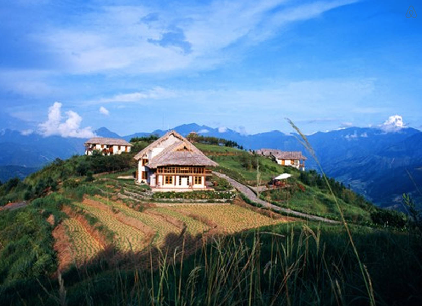 Mountain Lodge (Sa Pa, Vietnam)1