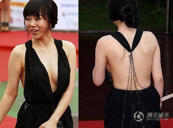 韩国女明星走红地毯都是这样拼的9