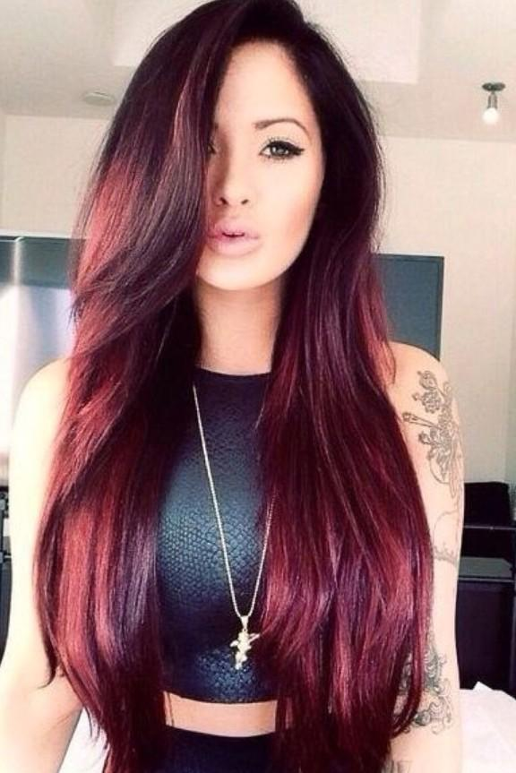 dark-red-hair-color-ideas-pinterest
