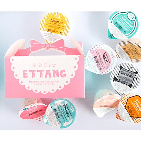 2. (Ettang Modelling Take-Out Cup Pack)