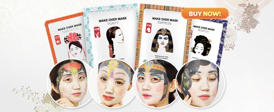 3. makeover mask