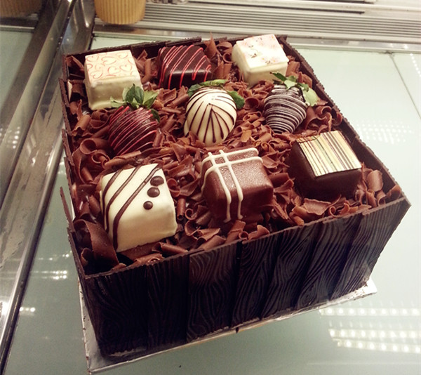 French Choc Box