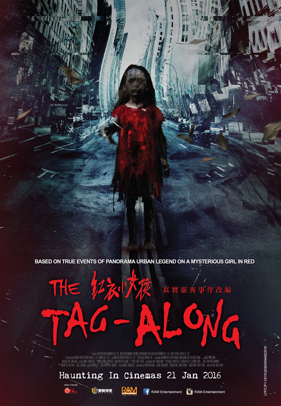 The Tag Along_Poster