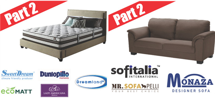 home sofa & bed