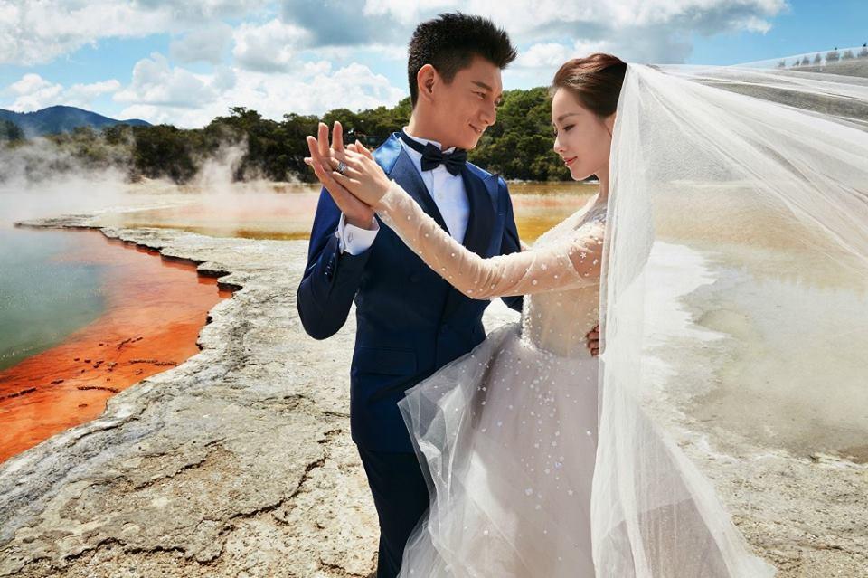 吳奇隆劉詩詩結婚照6