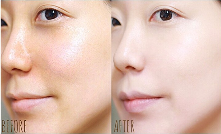 cathydoll milky white cream pack before n after