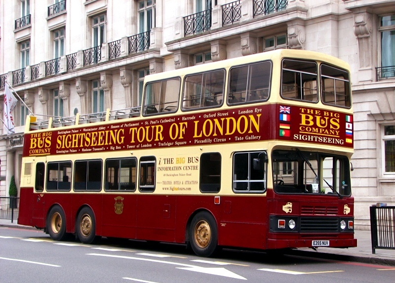 London Big Bus 01