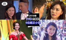 【八一八TVB力捧的小花】不止蔡思贝,电视台2018年力撑の小花们,个个有身材又有演技!